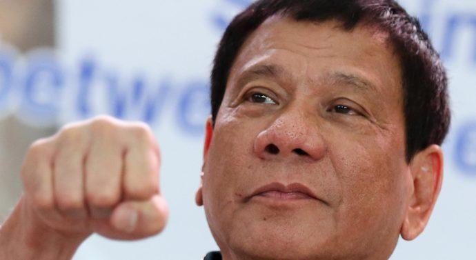 The Atrocities of Philippines President Rodrigo Duterte