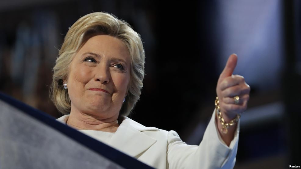 Hillary Clinton's Favorability Reaches Highest Point This Year