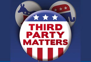the value of a third party vote objective news report