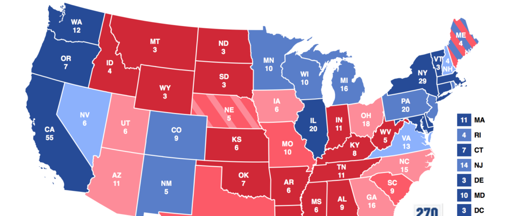 Final Electoral College Prediction | Objective News Report
