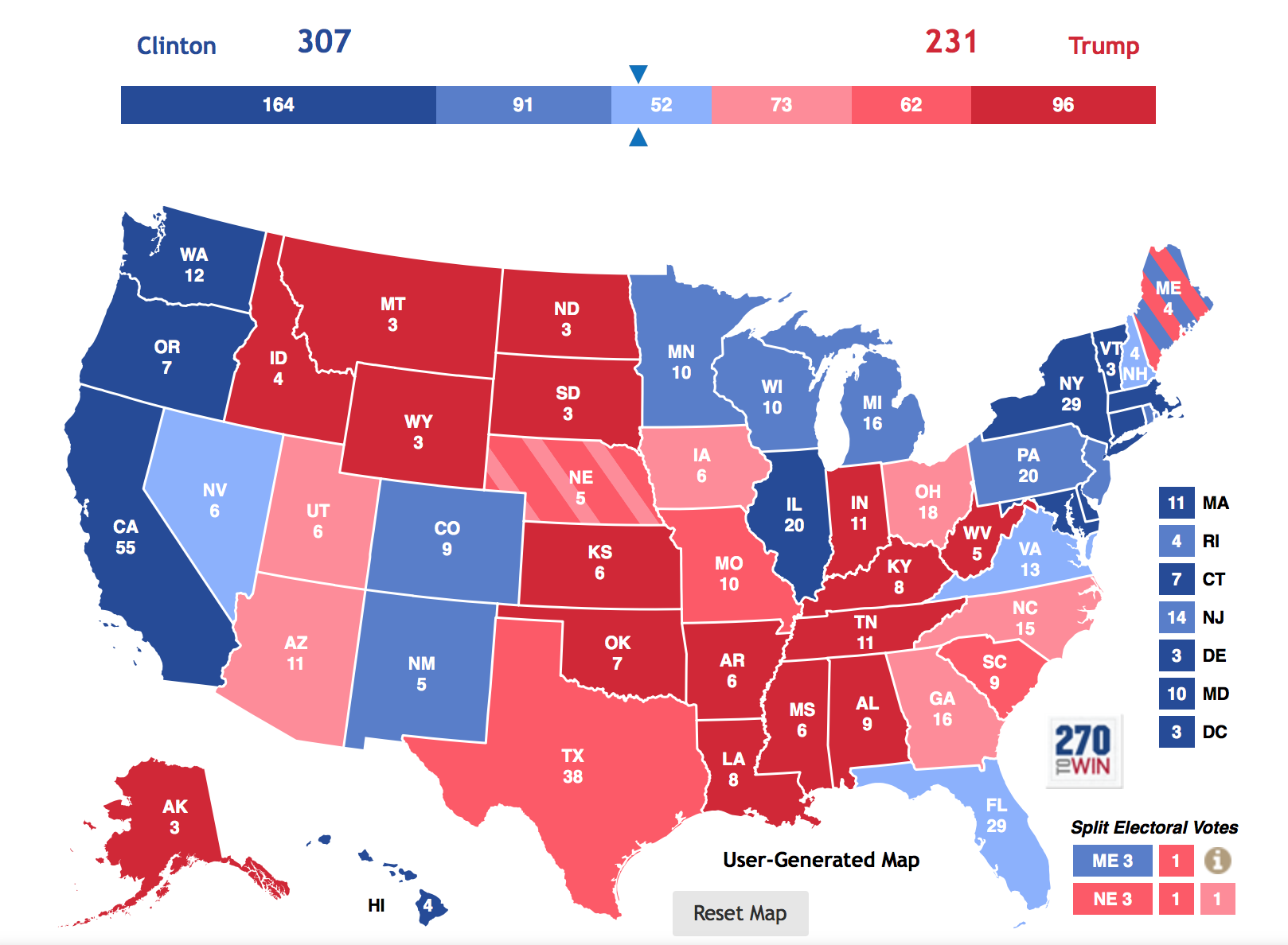 Final Electoral College Prediction