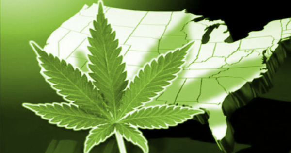 marijuana should be legalized for its positive effects in the united states of america The effect of marijuana decriminalization on hospital emergency room episodes: 1975-1978  yet had little or no impact on rates of use in the united states in the.