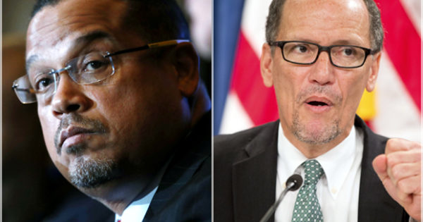 Who Is Running For Dnc Chair