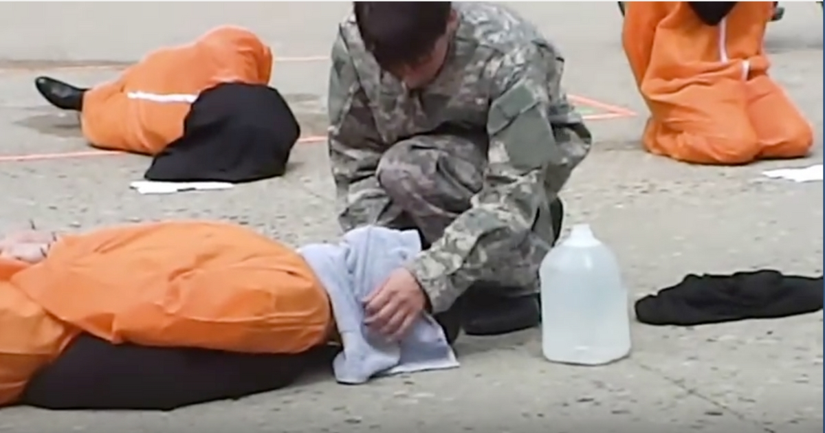 Is Waterboarding Torture? The Resounding And Definitive Answer Is Yes.