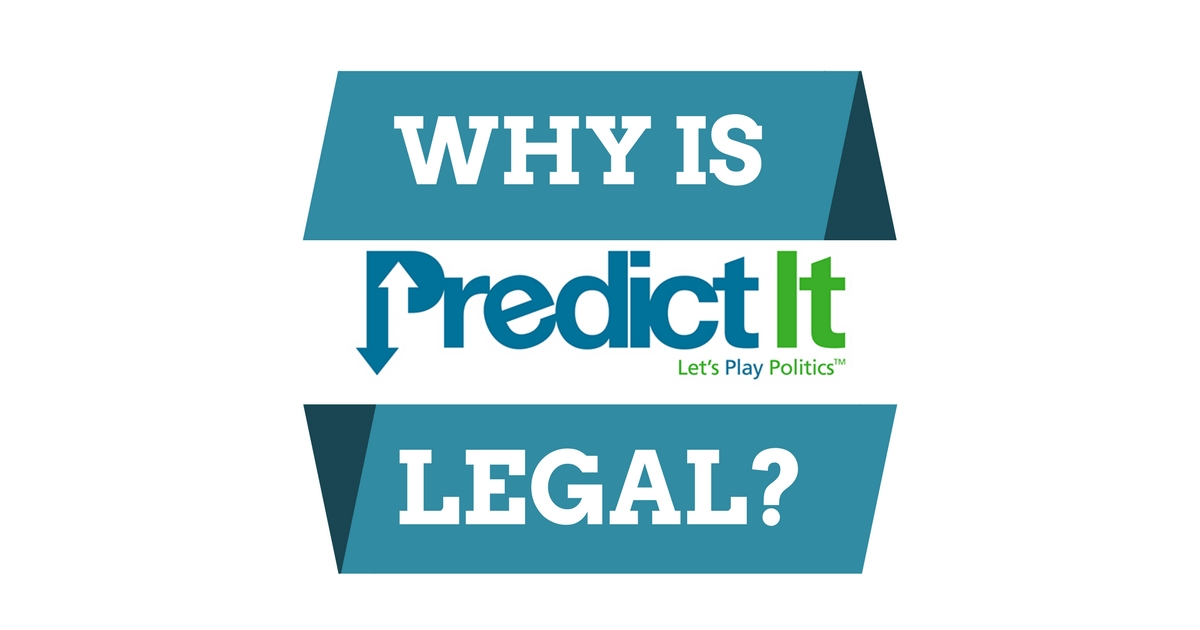 Why Is PredictIt Legal? Explained By A Successful Trader!