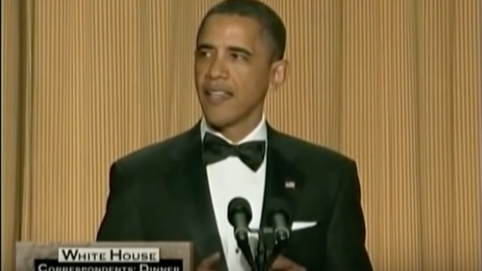 Does The President Always Attend The White House Correspondents' Dinner?