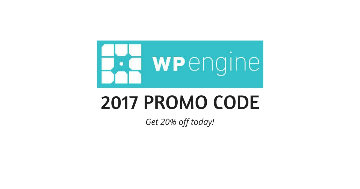 WP Engine Coupon Code — Working in 2017!