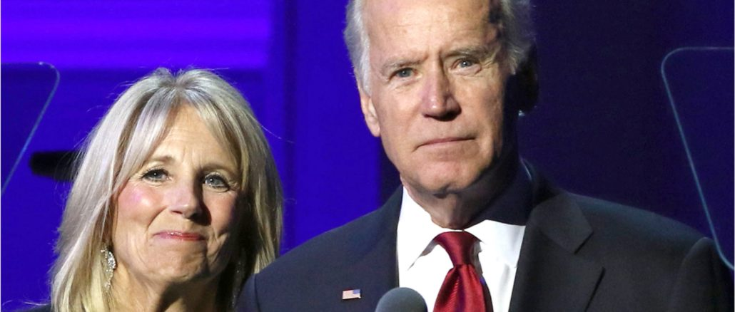 what is joe biden doing now?