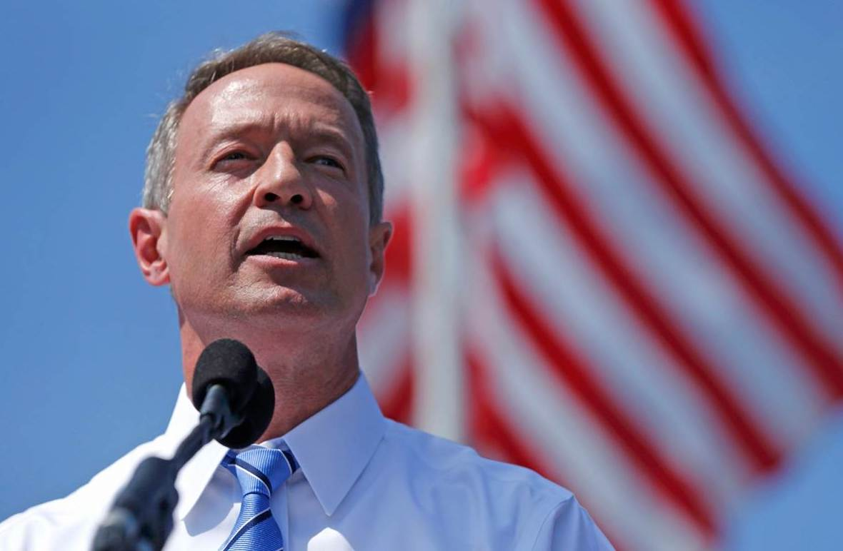 What Is Martin O'Malley Doing Now?