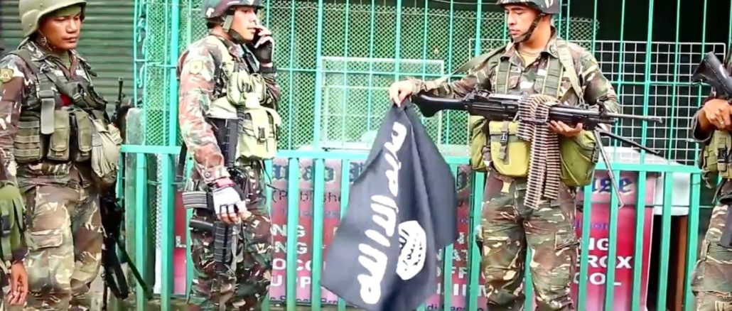 Why Is ISIS In The Philippines & What Are They Doing? Here's The Latest.